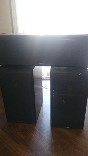 Polk Audio surround sound speakers for Sale in Phoenix, AZ