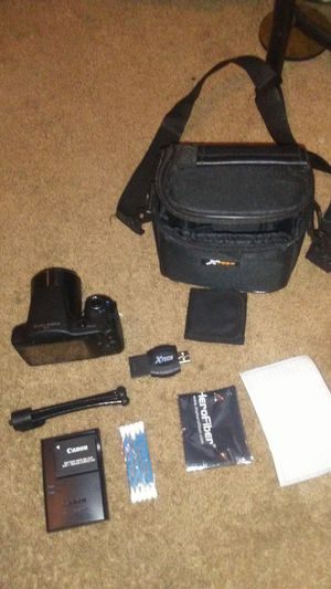 Canon Digital Camera for Sale in Jacksonville, NC