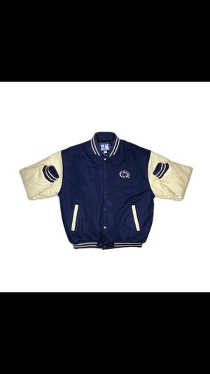 Vintage Penn State Varsity Football Jacket Size XL for Sale in Hyattsville, MD