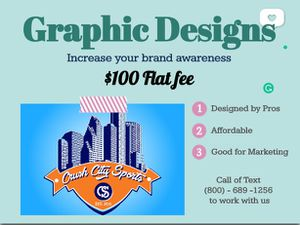 Graphic Design done for you! for Sale in San Diego, CA