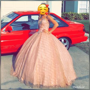 15 añero or Sweet sixteen Dress for Sale in Azalea Park, FL