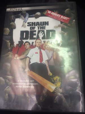 Shaun of the Dead DVD for Sale in Harrisburg, NC