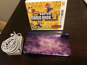 Nintendo 3Ds XL + Super Mario Bros.2 for Sale in Houston, TX