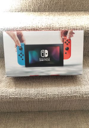 Nintendo Switch Brand New Still In The Box for Sale in San Francisco, CA