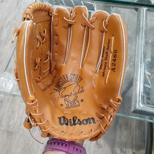 "Wilson Barry Bonds Advisory staff series baseball glove A2460 10 1/2"" Pattern for Sale in Dallas, TX"