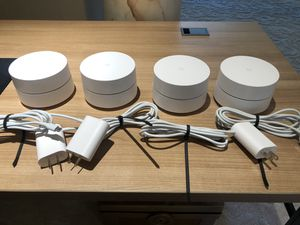 Google WiFi mesh router for Sale in Chino Hills, CA