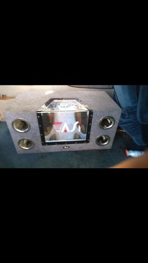 12s speakers for Sale in Oakland, CA