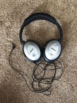 Bose QuietComfort 15 Acoustic Noise Canceling Headphones for Sale in Pacifica, CA