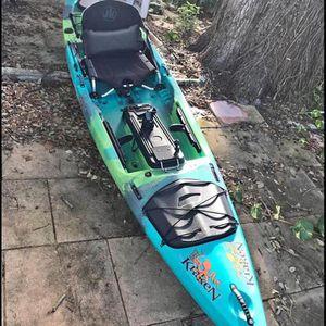 Jackson Kayak Kraken Fishing Kayak for Sale in Miami, FL