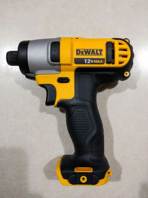 "DeWalt 12 Volt 1/4"" Impact Driver (TOOL ONLY) for Sale in Tacoma, WA"