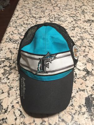 Florida Marlins baseball cap for Sale in Los Angeles, CA