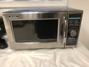 Commercial microwave for Sale in National Park, NJ