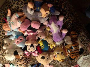Stuff animals / monitos de peluche 🧸 for Sale in Magnolia, TX