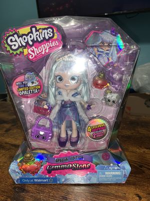 Shopkins shoppies ( gemma stone) for Sale in Uniondale, NY