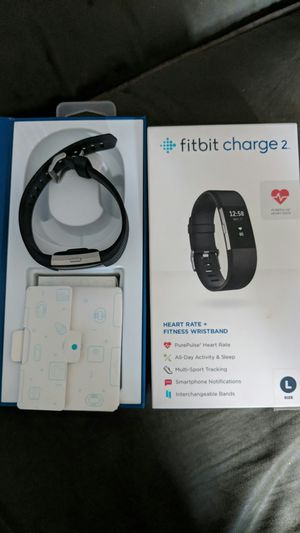 Fitbit charge 2 - Size L for Sale in Pompano Beach, FL