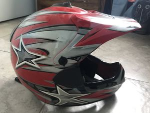 Dirt bike helmet for Sale in Fresno, CA