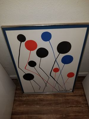 73 Calder Lithograph for Sale in Midland, TX