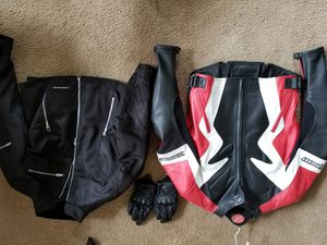 Motorcycle Gear - Men's and Women's for Sale in Tigard, OR
