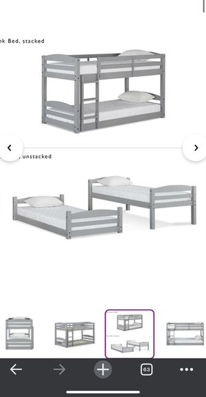 Twin bunk bed !! for Sale in Corona, CA