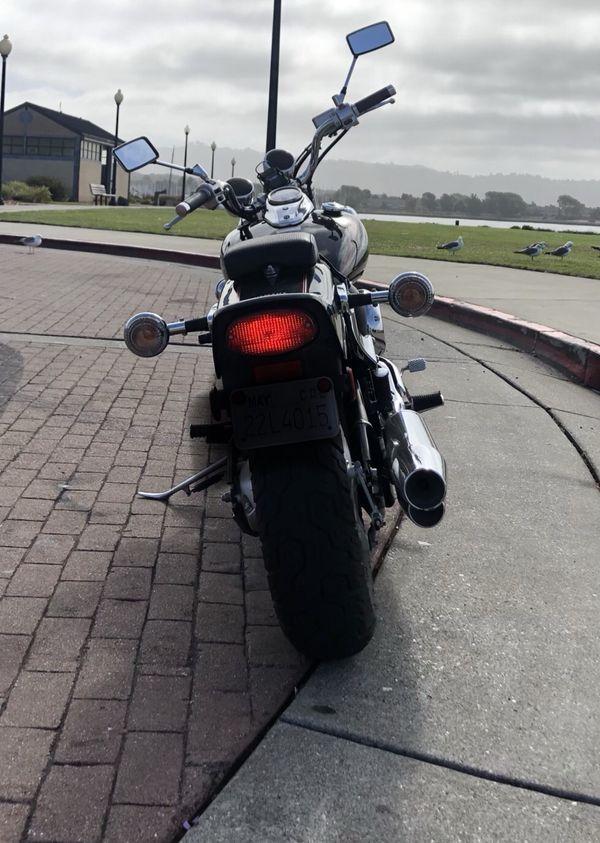 2011 Yamaha V Star 650