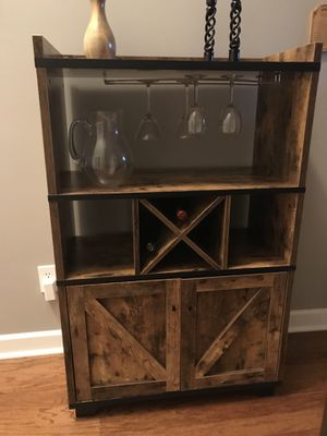 Wine cabinet for Sale in Irmo, SC