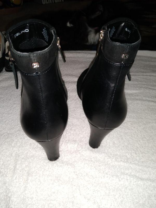 Women's Bandalino Black Boots 9M