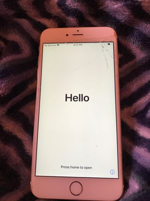 iPhone 6s + for Sale in Sioux Falls, SD