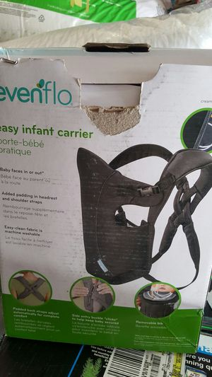 Baby carrier (NEW) pick up only FIRM PRICE for Sale in Las Vegas, NV