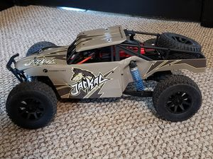 RC Buggy. Thunder Tiger Jackal 4x4. Like New. Up to 40mph for Sale in Alexandria, LA