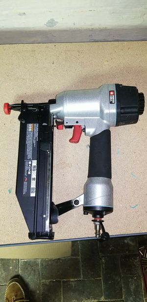 Nail gun Porter cable for Sale in Baltimore, MD