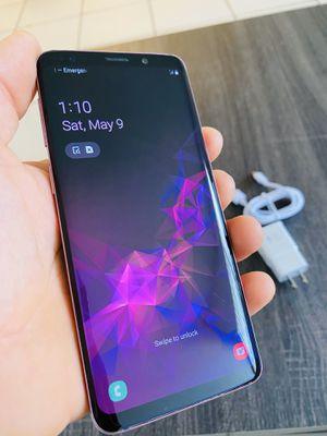 Samsung galaxy S9 purple 64gb factory unlocked (firm price) for Sale in Davie, FL