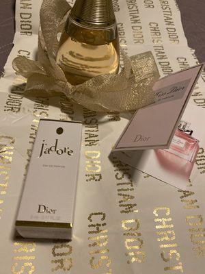 J'adore Dior perfume free samples for Sale in Huntington Beach, CA