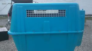 Extra Large Super Sized Dog Cage Good Condition for Sale in Philadelphia, PA