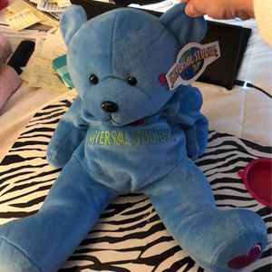 Bear universal studios New with tag on it for Sale in Carol Stream, IL