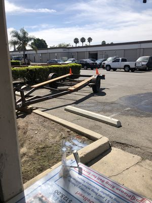 Trailer with pink slip open to reasonable offers moving soon for Sale in Anaheim, CA