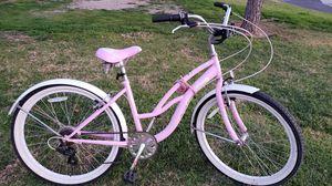 Schwinn Lulu beach cruiser bike for Sale in Fontana, CA