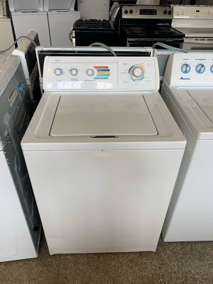 📢📢Whirlpool Washer With Warranty Top Load #1454📢📢 for Sale in Owings Mills, MD