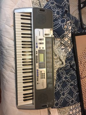 Casio keyboard for Sale in San Diego, CA