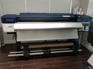 Epson S60600 eco solvent printer for Sale in Spring Hill, FL