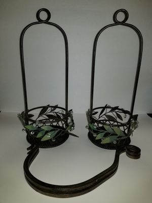 PartyLite Garden Lites Hanging Candle Holder for Sale in Graham, WA