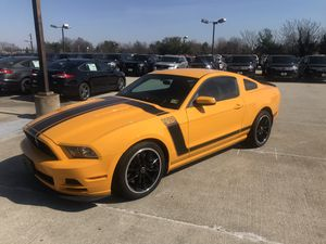 2013 Ford Mustang Boss 302 Recaro Seats / Helical Differential with 40,310 miles for $29,898! for Sale in Fairfax, VA