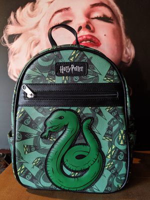 Harry Potter Slytherin Mini Backpack for Sale in Upland, CA