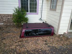 6 ft. Camper shell for Sale in Redding, CA