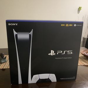 Sony Playstation 5 Digital Edition (PS5) for Sale in Miami, FL