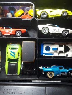 12 Vintage AFX Slot Cars for Sale in Danville,  CA