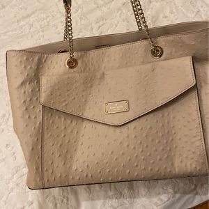 Kate Spade Ostrich Leather Tote Purse for Sale in Washington, DC