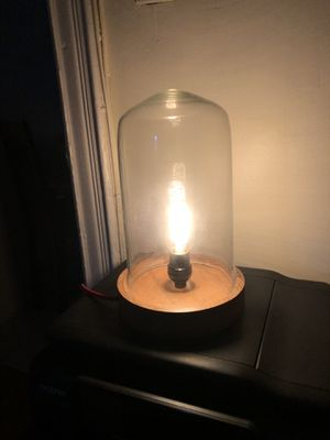 Industrial lamp for Sale in Queens, NY