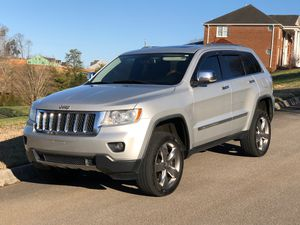 2012 Jeep Grand Cherokee Overland for Sale in Knoxville, TN