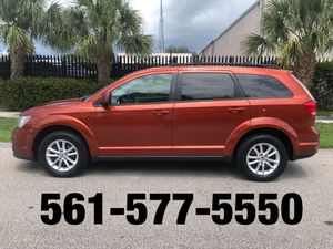 2014 Dodge Journey SXT with 102k miles runs perfect for Sale in Riviera Beach, FL