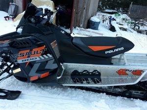 2016 Polaris Assault 800 Switchback Snowmobile for Sale in Boston, MA